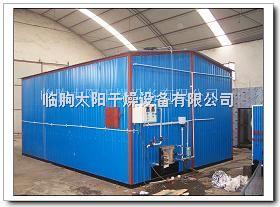 木托盘包装箱热处理设备