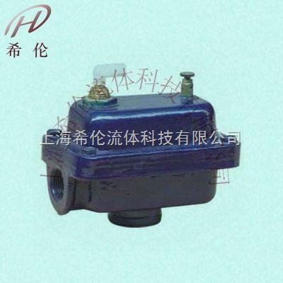 装单元 其它 上海希伦流体科技有限公司 希伦牌排气阀 zp-i型自动排气图片