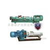 赤峰市单螺杆泵(带电磁调速电机)G型螺杆泵