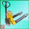 安徽电子叉车秤/河南叉车电子磅称/甘肃带称重功能的手动搬运车